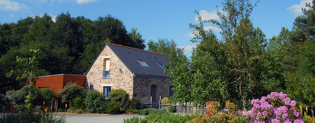 Location Gîte le Petit Bois de Callac