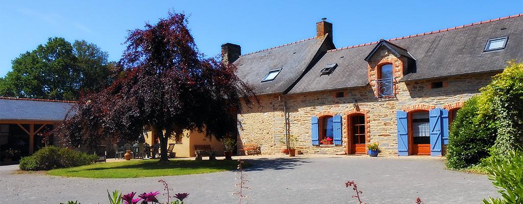 Les Roseaux de Callac, accueil en chambres d'hôtes ou en gîtes, pays de Redon, accessible PMR