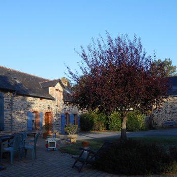 Accueil Maison d'hôtes Les Roseaux de Callac Guémené-Penfao 44 Pays de Redon