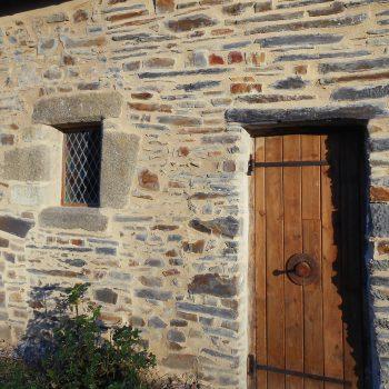 ruine restaurée à Callac 44 Bretagne Sud Loire Océan Guémené-Penfao Les Roseaux de Callac