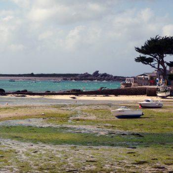 Couleurs de la Bretagne Baie de Brignogan vacances