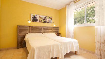 chambre rez de chaussée accessible gîte petit bois Guémené-Penfao 44 proche Redon Blain Plessé Derval