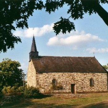 Chapelle des lieux saints Guénouvry 44 pique nique randonnée