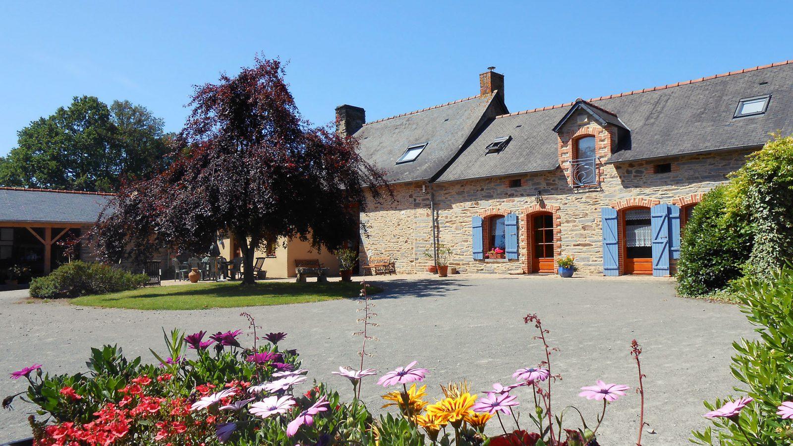 Chambres d'hôtes Guémené-Penfao Vallée du Don séjour au calme dépaysement week-end 44 Pays de Redon