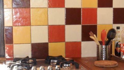 faïence italienne artisanale cuisine le prairie de callac Guémené-Penfao