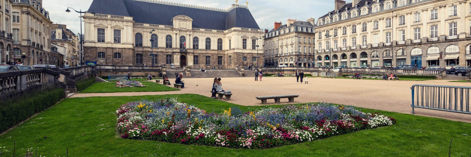 Visite de Rennes - Bretagne - 35