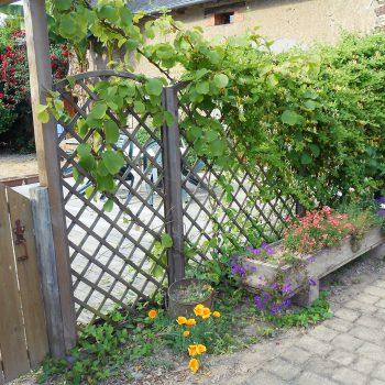 Terrasse Maison d'hôtes Les Roseaux de Callac 44 - détente - repos